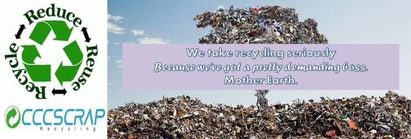 Scrap Metal Recycling Services NYC