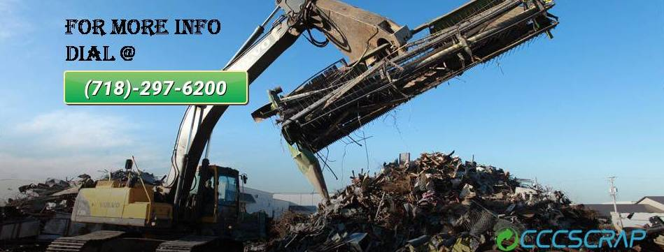 Industrial Scrap Metal Recycling Services USA