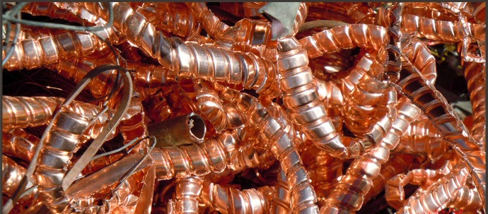 Scrap Copper Wire in USA