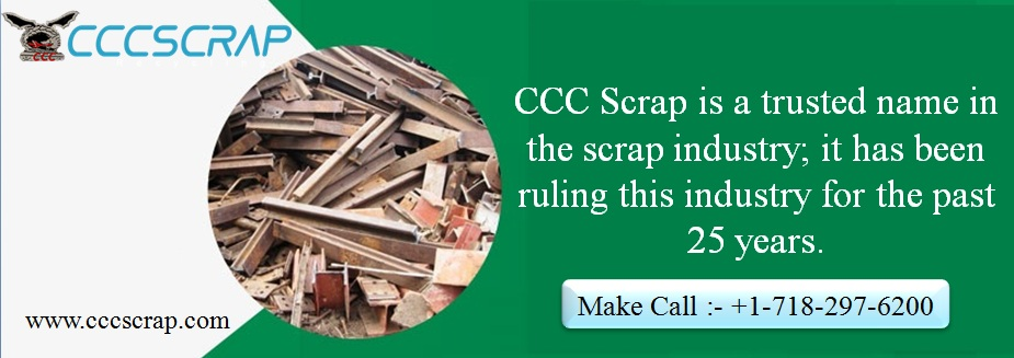 Favorable Factors of Recycling Scrap
