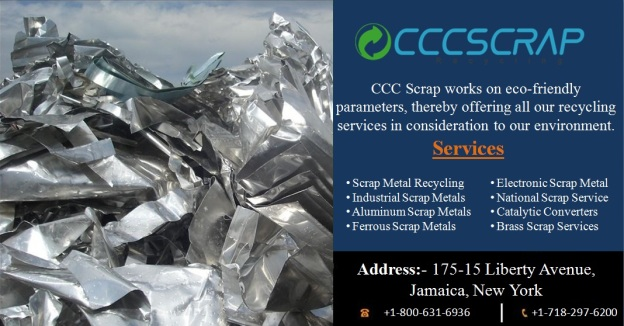 Call us Phone: +1-718-297-6200-CCCScrap is a reputed Scrap Metal Buyers in Staten Island, sell your scrap metal to us and get Top Dollars. scrap yards near me, best Scrap Metal Buyers in Staten Island